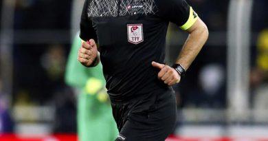 TFF 1. Lig'de 25. haftanın hakemleri belli oldu