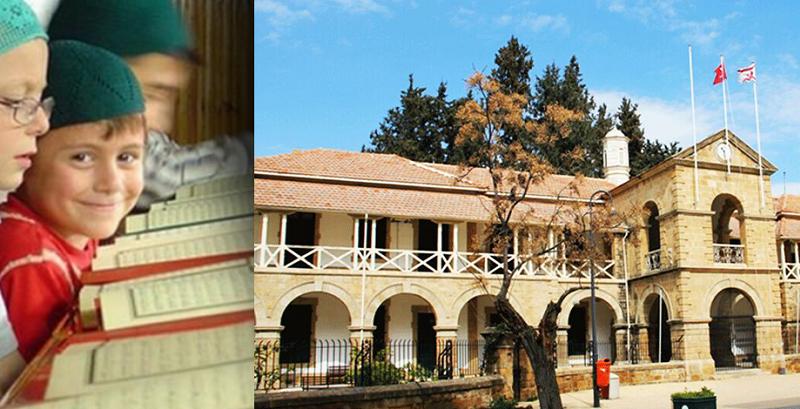 Kuzey Kıbrıs'ta laiklik hortladı! KKTC'de skandal AYM kararı:Kuran kursları kapatılsın!